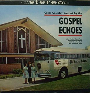 Dottie Rambo & The Gospel Echoes - Cross Country Concert - 1965