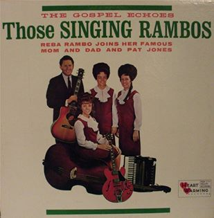 Dottie Rambo & The Rambos - Those Singing Rambos - 1965