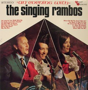 Dottie Rambo & The Rambos - An Evening With The Singing Rambos - 1968