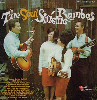 Dottie Rambo & The Rambos - The Soul Singing Rambos - 1969
