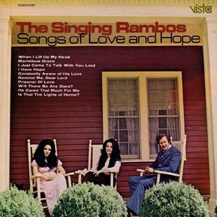 Dottie Rambo & The Rambos - Songs Of Love & Hope - 1971