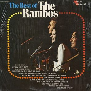 Dottie Rambo & The Rambos - The Best Of The Rambos - 1972