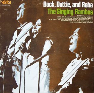 Dottie Rambo & The Rambos - Buck, Dottie & Reba - 1972