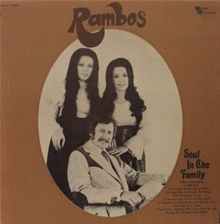Dottie Rambo & The Rambos - Soul In The Family - 1972