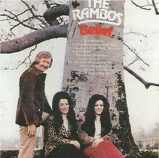 Dottie Rambo & The Rambos - Belief - 1973