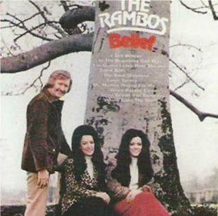 Dottie Rambo & The Rambos - Belief - 1973
