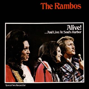 Dottie Rambo & The Rambos - Alive! And Live At Soul's Harbor