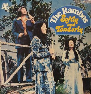 Dottie Rambo & The Rambos - Softly And Tenderly - 1974
