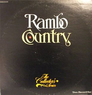 Dottie Rambo & The Rambos - Rambo Country - 1976