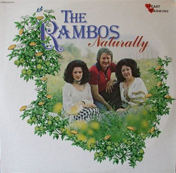 Dottie Rambo & The Rambos - Name Of Album: Naturally - Grammy Nominee