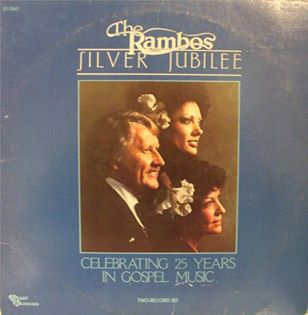 Dottie Rambo & The Rambos - Name of Album: Silver Jubilee