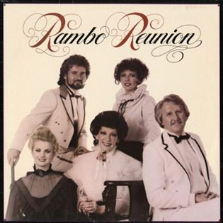 Dottie Rambo & The Rambos - Rambo Reunion - 1981