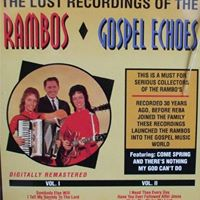 Dottie Rambo & The Rambos - Lost Recordings of the Rambos - Gospel Echoes, Vol 1
