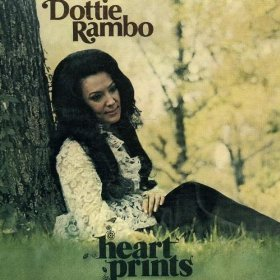 DOTTIE RAMBO - Heart Prints - 1971