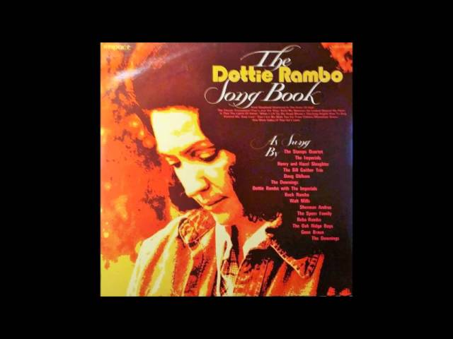 The Dottie Rambo Song Book - LONG-PLAY ALBUM